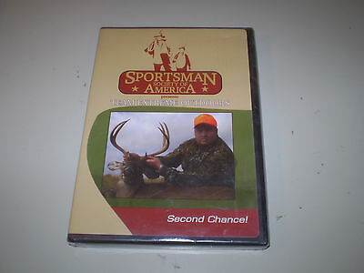 Team Extreme Outdoors - NEW DVD - Second Chance by Sportmans Society of America