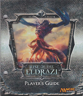 MTG Rise of the ELDRAZI Player's Guide (from Fat Pack)  New