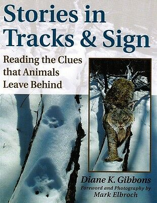 Book: Gibbons: Stories in Tracks & Signs, trap, trapping