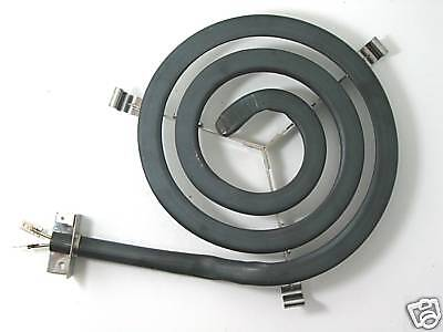 SIMPSON /WEST MONO-TUBE LARGE HOT PLATE COIL 1800watts