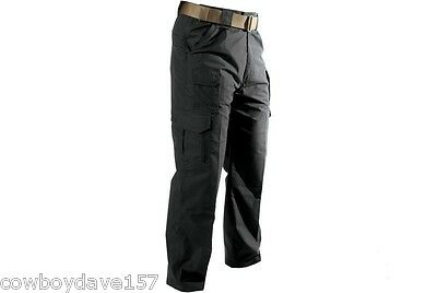 Blackhawk Lightweight Tactical Pants Black  86TP02BK  Domestic Shipping Included