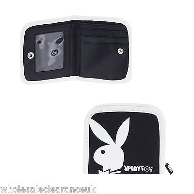 Wholesale Joblot of 10 Playboy Gift range purse black/White