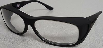 Fit Over Radiation Safety Glasses with Leaded Glass Lenses for X-Ray Protection