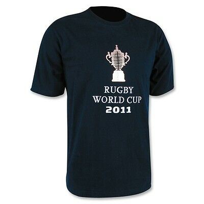 Webb Ellis Rugby World Cup 2011 Official T-Shirt rrp£25