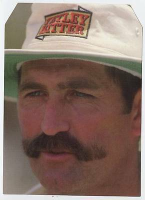 Scarce Trade Card of Graham Gooch, Cricket 1997