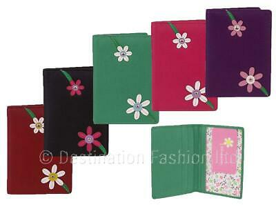 Mala Leather Blossom Travel Passport Covers / Holders / Wallets