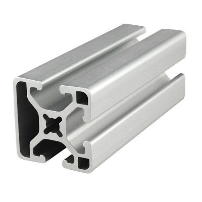 8020 TSlot Lite Smooth Tri-Slotted Aluminum Extrusion 15 Series 1503-LS x 96.5 N