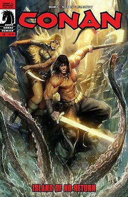 Conan Island Of No Return #2 (NM)`11 Marz/Sears