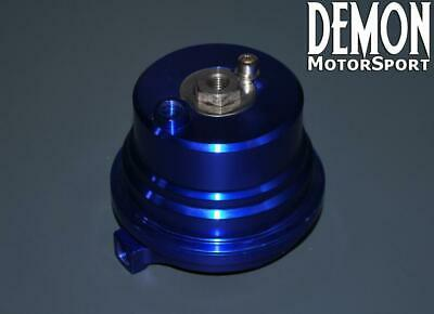 Spring Housing Cap for our 60mm External V Band Wastegate (Blue)