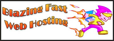 WOW Blazing Fast Web Hosting! Only 99 cents per month!