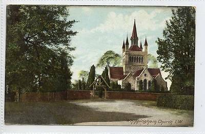 WHIPPINGHAM Church, Isle of Wight 1907