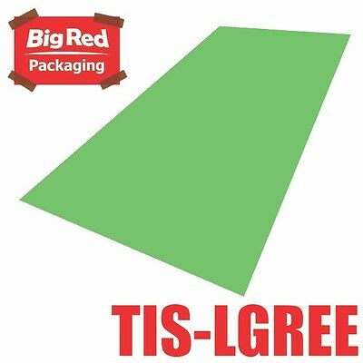 480 x sheets Lime Green Colour Tissue Paper Ream Gift Wrapping Bright Coloured