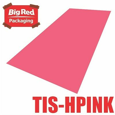 480 x sheets Hot Pink Colour Tissue Paper Ream Gift Wrap Wrapping Bright Colours