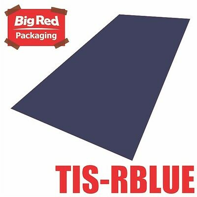 480 x sheets Royal Blue Colour Tissue Paper Ream Gift Wrapping Bright Coloured