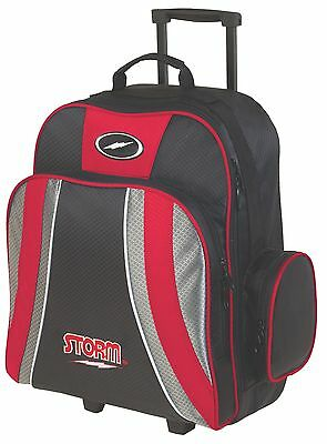 Storm RASCAL Black & Red 1 Ball Roller Bowling Bag