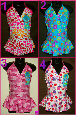 STUNNING TOGS - Sz 6 8 or 10 - Girls Pink SWIMWEAR Bathers - New CHOOSE DESIGN