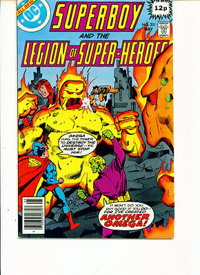 Superboy And The Legion Of Super-Heroes #251 (FN+)`79 Levitz/Starlin/ Hunt