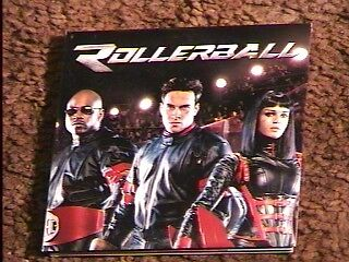 Rollerball Cd-Rom Press Kit Sports