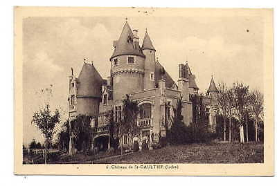 36 ST GAULTIER chateau - 6