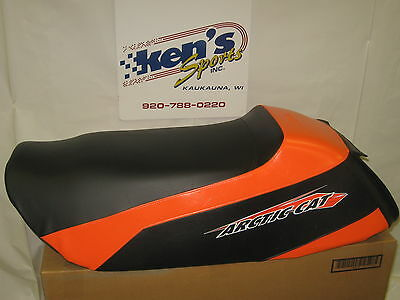 ARCTIC CAT ORANGE/BLACK M SERIES / CROSSFIRE SNOWMOBILE SEAT ASSEMBLY