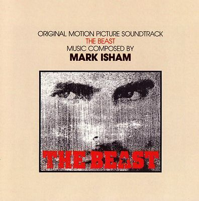 MARK ISHAM - THE BEAST - OST  A&M LP 1988 USA soundtrack BELVA DI GUERRA  of war