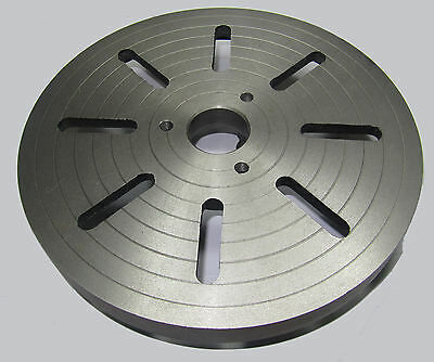 "Rdgtools 11-1/2"" D1-4 Faceplate For Colchester Lathe Face Plate"