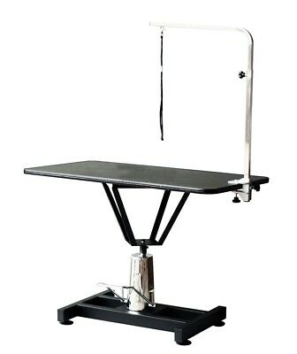 "HYDRAULIC 42"" X 24"" GROOMING TABLE for DOG PETS 42x24 Animal Adjustable Height"