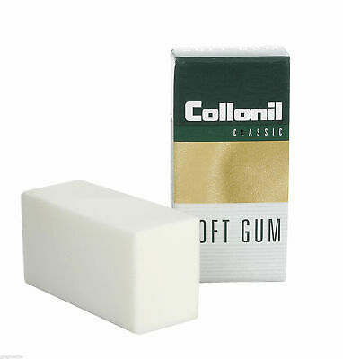 Collonil Soft Gum - for dry cleaning of leather. Shoes, Hangbags &  Apparel