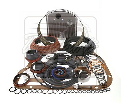 Dodge A618 A518 46RE 47RE Red Eagle Deluxe Performance Transmission Rebuild Kit