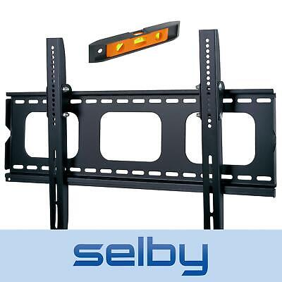 "37-50"" Inch 60kg Universal LED LCD Plasma TV Tilt Wall Mount Bracket Black Selby"