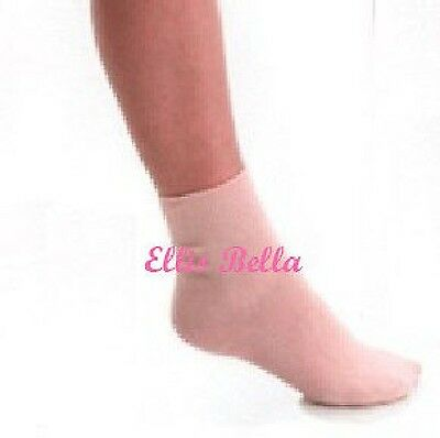 Ballet socks ( foot length 12-23 cm )