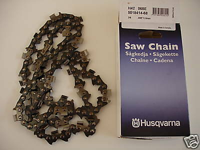 "HUSQVARNA 18""  3/8 .058 CHAINSAW CHAIN (for 365,372,570,576) H42 x 68E 501841468"