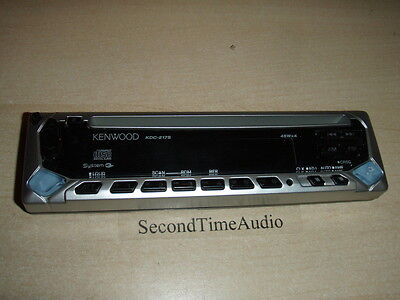 Kenwood KDC-217s Faceplate Tested Good Guaranteed!