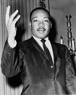 Martin Luther King Jr. 8X10 Photo Civil Rights Movement