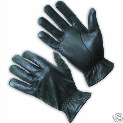 Blackhawk Driving Shooting  Gloves  Black Leather  XL Domestic Shipping Included