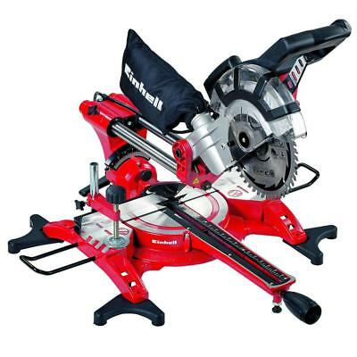 "EINHELL 210mm 8"" Sliding Cross Cut Mitre Saw With Double/Twin Bevel,TC-SM2131"