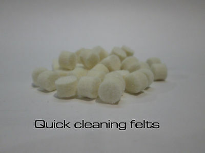 VFG Quick cleaning felts! Simply Shoot'em! Easy to use