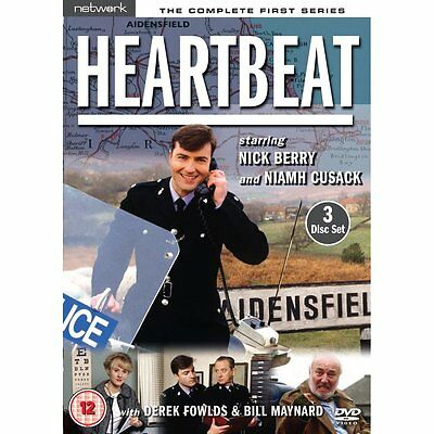 HEARTBEAT Series 1  SEALED/NEW 1st first season one 5027626335748