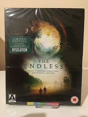 The Endless - Arrow Blu ray NEW & SEALED - Limited Edition with Slipcase