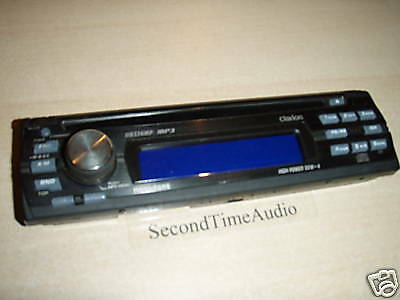 Clarion DB336MP Faceplate Tested Good Guaranteed!
