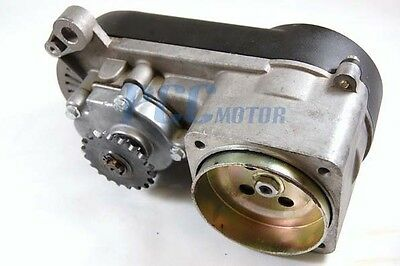 2 STROKE 7 TOOTH GEARBOX 25H 47CC 49CC MINI POCKETBIKE ATV #25 M GB01-7T