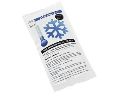 Instant Ice Packs First Aid x 25 - Ideal for sporting injuries