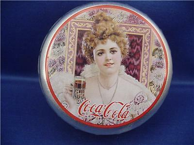 Coca Cola  Unique Collectible Tin