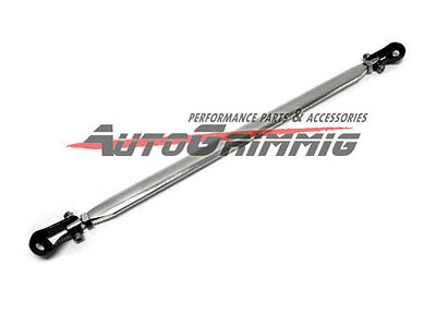 Front Lower Arm Tie Brace Bar for Dodge 95-00 Stratus POLISH 96 97 98 99