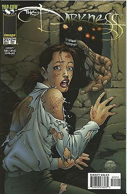 The Darkness #21  (Image/top Cow)