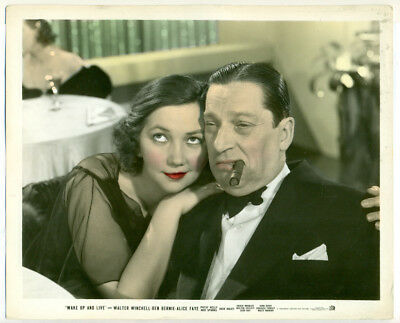 PATSY KELLY, NED SPARKS color movie photo 1937 WAKE UP AND LIVE