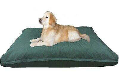 JUMBO Extra Large Mix Memory Foam Pet Dog Bed Pillow Canvas Waterproof Cover XL
