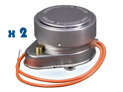 2 x synchron motor for motorised valves picclick uk for Honeywell valve motor replacement