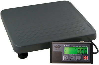 Paketwaage digital MyWeigh HD300 120kg / 50g Versandwaage Digitalwaage Waage 300