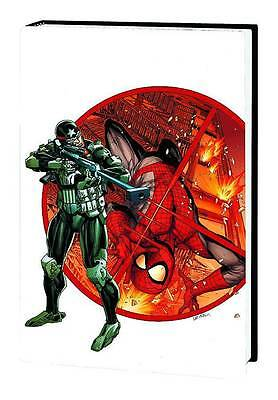 ULTIMATE COMICS: AVENGERS VS NEW ULTIMATES HARDCOVER Death of Spider-man HC